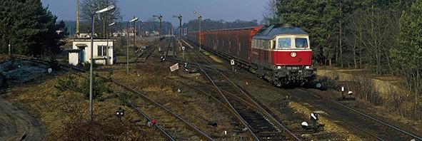 Unterwegs am Schienenstrang: Band 1: Guben – Czerwieńsk