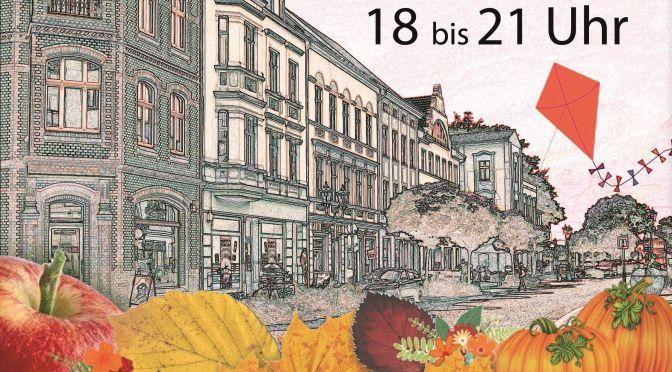 Altstadt-Händler laden zum Langen Altstadtsamstag am 18. Oktober
