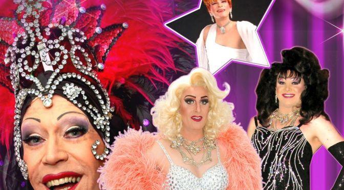 Schrille Travestie-Show in der Alten Färberei