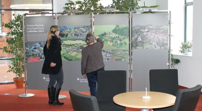 Sparkassen-Luftbilder nun im Service-Center
