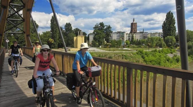 SPREE-NEISSE-TOUR durch Guben und Gubin