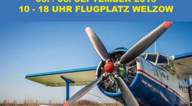 Flugplatzfest am 05. und 06. September 2015