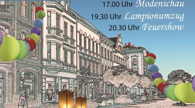 Händler laden am 17. Oktober zum Langen Gubener Altstadtsamstag