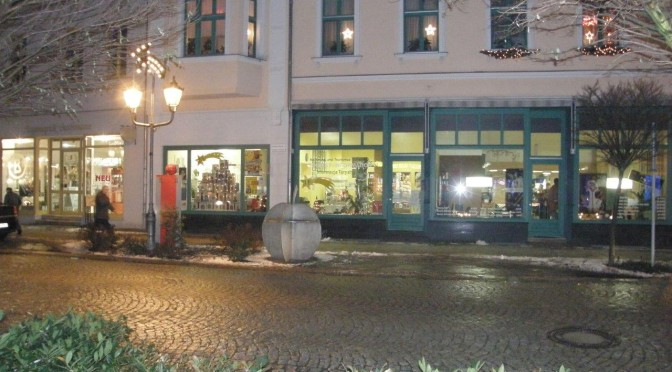 Gubener Händler haben am Weihnachtsmarkt-Wochenende geöffnet