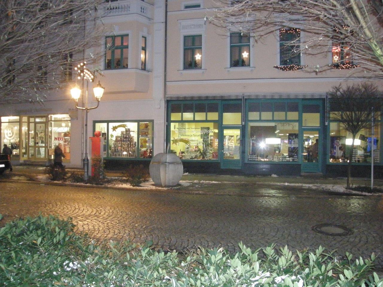Verkaufsoffener Sonntag Altstadt Guben Weihnachtsmarkt