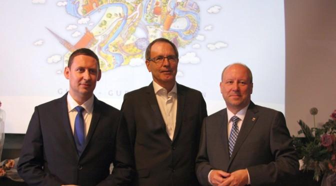 Guben, Gubin und Laatzen feiern mit vielen Gästen 25-jährige Städtepartnerschaft