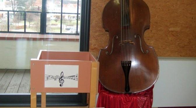 Neue Musik-Medien in der Stadtbibliothek ausleihbar