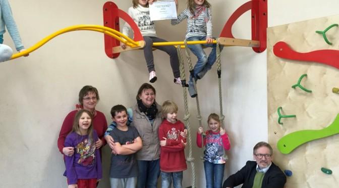 Christian-Alexander-Stiftung für Jugendförderung unterstützt Gubener Hort