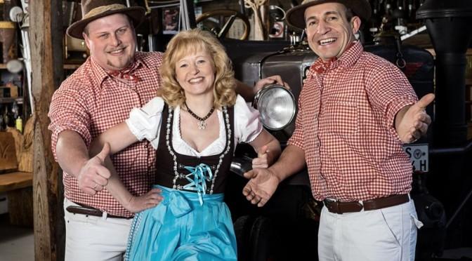 Partymachershow zum Frauentag in der Alten Färberei