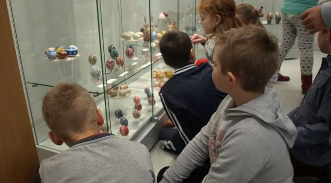 Kunstvolle Eierei im Stadt- und Industriemuseum