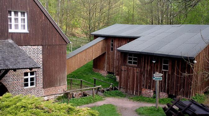 Maiengrün im Dorchetal – Per pedes unterwegs auf alten Wegen