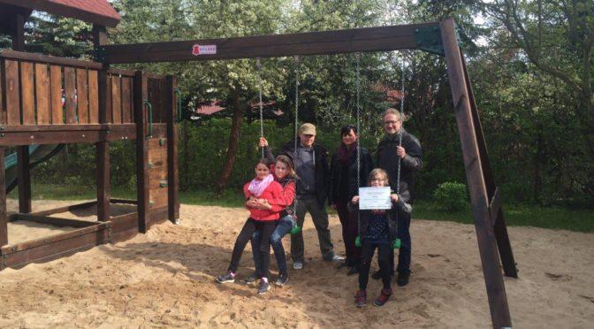 Christian-Alexander-Stiftung für Jugendförderung unterstützt Gubener Jugend-club