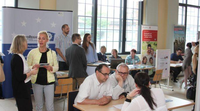 Deutsch – Polnischer Informationstag in Guben stößt auf großes Interesse