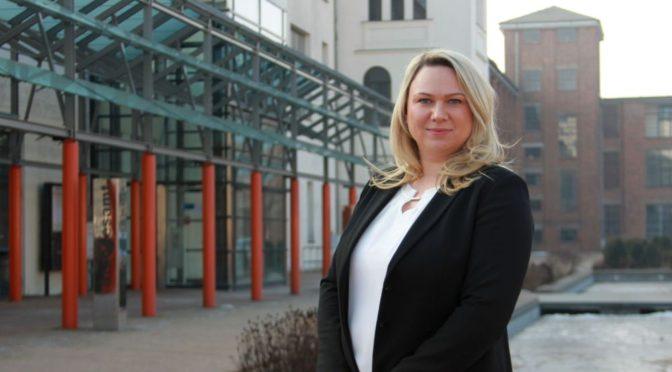 Stadt Guben begrüßt neue Leiterin des Fachbereichs IV