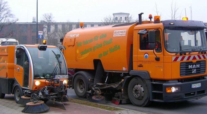 Gemeinsam für saubere Straßen in der Neißestadt