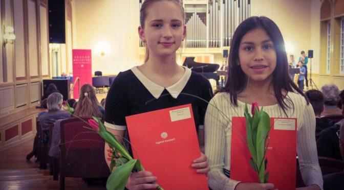 Gubener Musikschüler kommen erfolgreich vom Landesfinale zurück