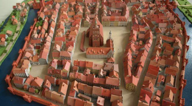 Gubener Museum präsentiert historisches Stadtmodell