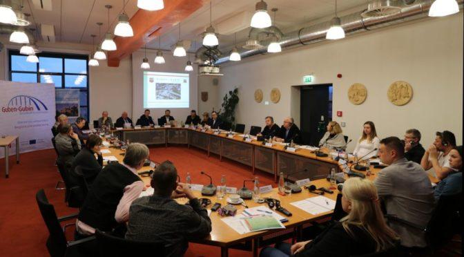 Eurostadt-Kommission berät über Frühlingsfest und Sportanlagen