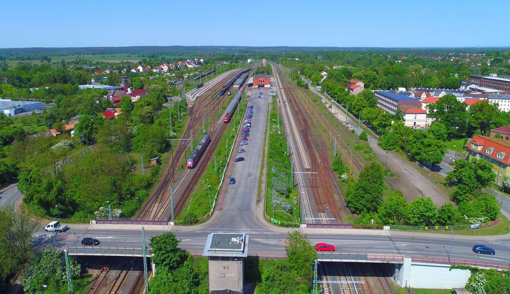 Bahnhof Guben Gubin