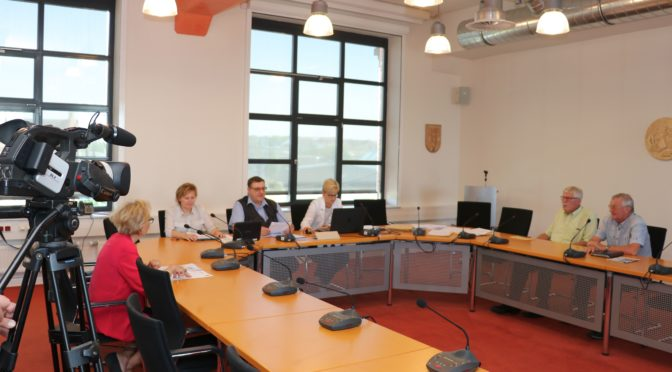 Ausschuss stellt Ergebnis zur Gubener Bürgermeister-Stichwahl fest
