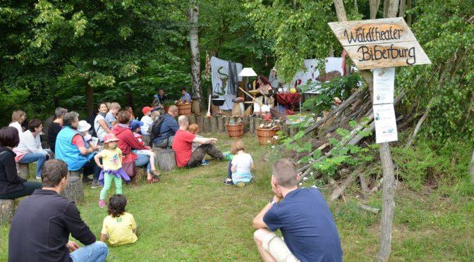 Waldfest und Tag der offenen Tür in der Waldschule Kleinsee