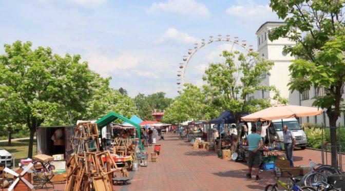 Stadt Guben lädt zum ersten Sommerflohmarkt auf dem Friedrich-Wilke-Platz