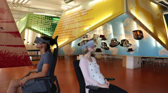 Virtual-Reality-Angebot im Stadt- und Industriemuseum