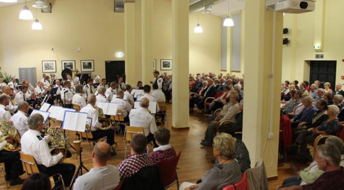 Landespolizeiorchester Brandenburg in Guben