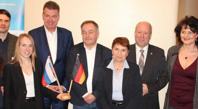 IHK Cottbus eröffnet Büro in Moskau