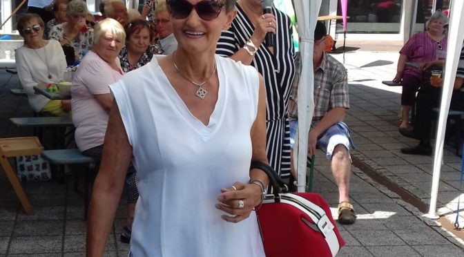 Sommerfest der Altstadthändler